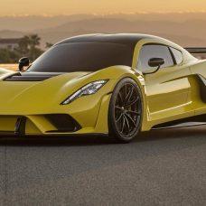 Hennessey Venom F5 : 1 622 chevaux pour l'ultime Supercar