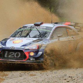 WRC – Australie : victoire pour l'honneur de Thierry Neuville