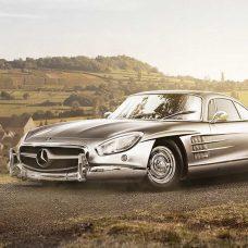 Design : quand 7 voitures de prestige actuelles remontent le temps