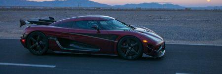 Koenigsegg Agera RS : officiellement la voiture la plus rapide du monde (vidéo)