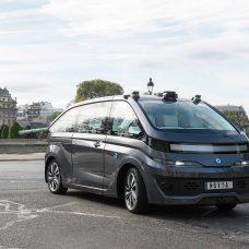 Navya Autonom Cab : le taxi autonome et électrique à Paris en 2018 ?