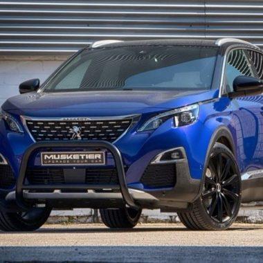 Peugeot 3008 : le préparateur Musketier «vandalise» le SUV star