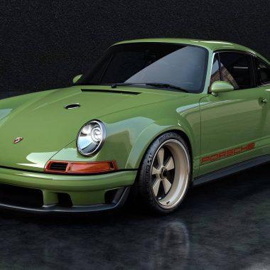 Porsche 911: Singer et Williams réinterprètent la sportive