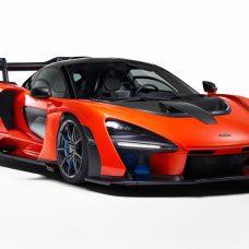 McLaren Senna : nouvelle Hypercar extrême de 800 ch