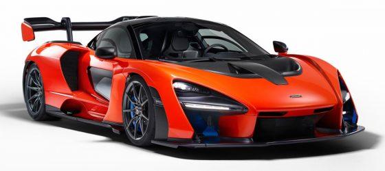 McLaren-Senna