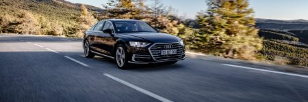Audi A8 : la limousine ultra-futuriste à l'essai
