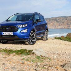 Ford EcoSport: «l'irréductible SUV» à l'essai