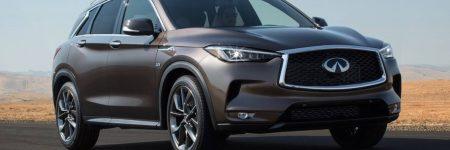 Infiniti QX50 : nouveau SUV premium qui a tout pour plaire