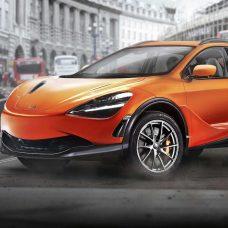 Design : quand les Supercars deviennent des SUVs