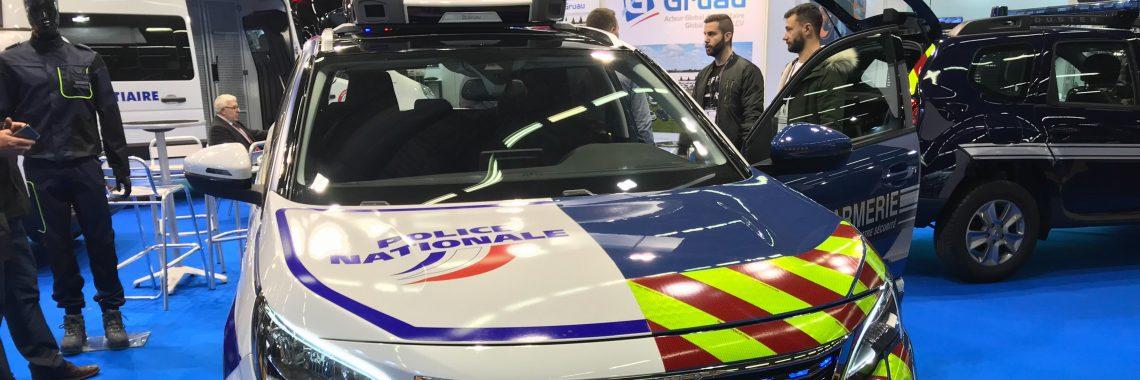 Police : le radar de toit connecté comme future «arme» anti-contrevenant