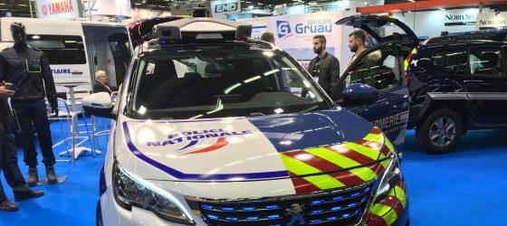 police-radar-3008-thales-connecte