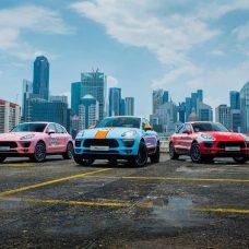 Porsche Macan : le SUV en mode «compétition historique»