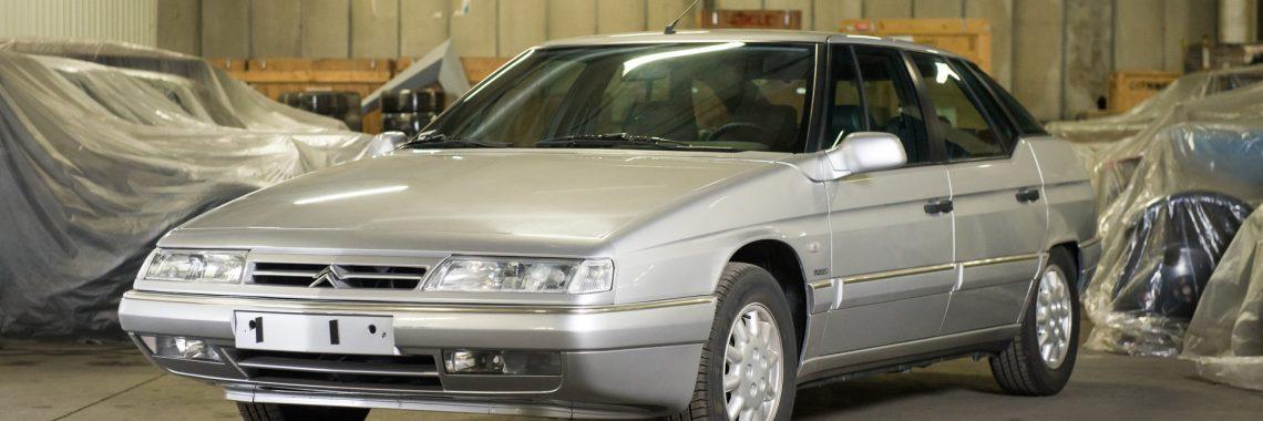 Citroën Héritage : succès total pour la vente aux enchères Leclere