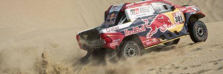 Dakar – Etape 3 : Al-Attiyah bat les Peugeot