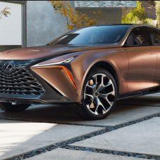 Lexus LF-1 Limitless Concept : vision d'un futur grand SUV