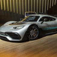 Mercedes-AMG Project ONE : 2 Hypercars déjà vendues par le MB Center Paris