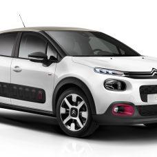 Citroën C3 : une série spéciale ELLE pour commencer l'année