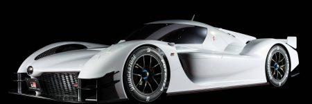 Toyota GR Super Sport Concept : une LMP1 de route en guise d'Hypercar