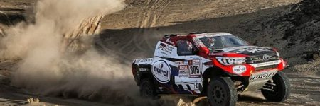 Dakar – Etape 11 : la surprise Ten Brinke, Carlos Sainz toujours leader