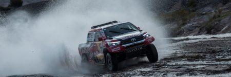 Dakar – Etape 12 : Al-Attiyah vainqueur, Sainz se fait peur