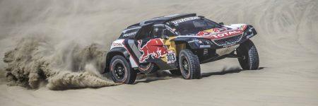 Dakar : Carlos Sainz et Peugeot grands vainqueurs
