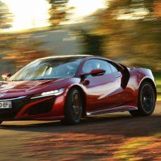 Honda NSX : trois lettres «au parfum d'Espelette», essai