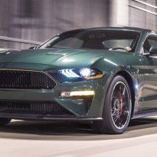 Ford Mustang Bullit : exceptionnelle série limitée hommage
