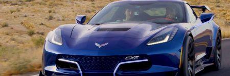 Genovation GXE : Corvette électrique de plus de 800 chevaux