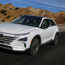Hyundai Nexo : le SUV à hydrogène dévoilé à Las Vegas