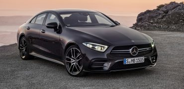 Mercedes-AMG CLS 53 4MATIC+; Exterieur: graphitgrau;Kraftstoffverbrauch kombiniert: 8,4 l/100 km; CO2-Emissionen kombiniert: 200 g/km*Mercedes-AMG CLS 53 4MATIC+; exterior: graphite grey;fuel consumption combined: 8.4 l/100 km; CO2 emissions combined: 200 g/km*