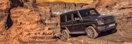 Mercedes-Benz Classe G : le mythe continue