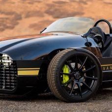 Vanderhall Edison2 : 3 roues et 100% électrique