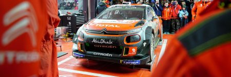 WRC – Monte Carlo : immersion exclusive au sein du Citroën Racing