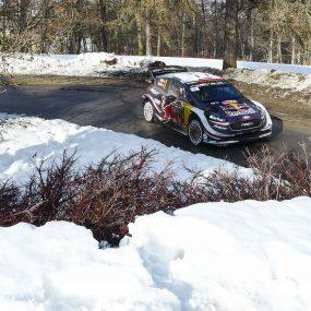 WRC – Monte-Carlo : Sébastien Ogier s'impose en «prince»