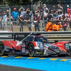 24 Heures du Mans : l'objectif N°1 du pilote corse Franck Matelli, interview
