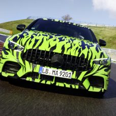 Mercedes-Benz AMG GT Berline : nouveau teaser en mode « Hot Wheels »