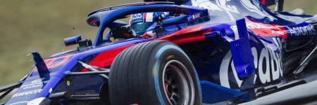 F1 : Toro Rosso présente la STR13 2018