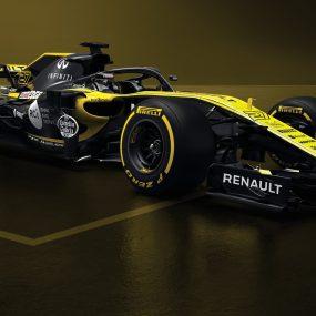 F1 : le Renault Sport Formula One Team dévoile la R.S.18