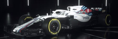F1 : Williams présente la FW41 2018