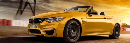 BMW M4 Cabriolet Edition 30 Jahre : une série spéciale radicale