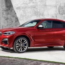 BMW X4 : le SUV coupé se refait une beauté