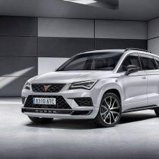 Cupra Ateca : le SUV sportif inaugure la nouvelle marque Seat