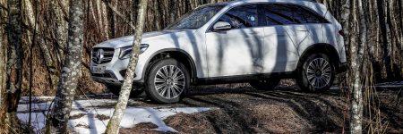 Alpe d'Huez : comparatif «givré» avec le Mercedes-Benz GLC face aux Fiat Panda 4×4 et Subaru XV