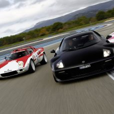 Lancia Stratos : elle renaîtra au salon de Genève