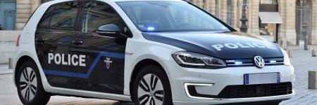 Paris : la préfecture de police s'équipe de Volkswagen électriques
