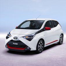 Toyota Aygo : léger restylage et optimisations