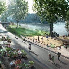 Paris : la fermeture des voies sur berges rive droite annulée par la justice