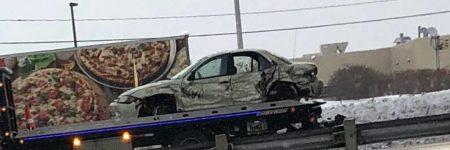 Canada : un automobiliste parcoure 3 km coincé sous un camion
