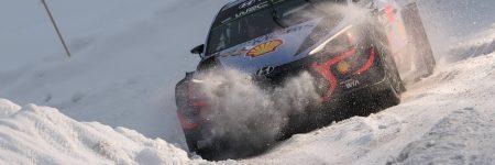WRC – Suède: coup double pour Thierry Neuville