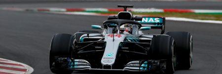 F1 – Essais Barcelone : Lewis Hamilton déjà devant, McLaren en forme